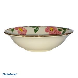"Desert Rose 8"" Vegetable Bowl"